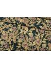 Плательная вискоза цветы пейсли PRT-H4 09121918