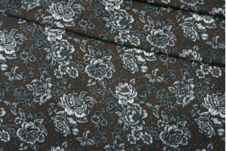 Твил плательный цветы PRT-H5 09121920