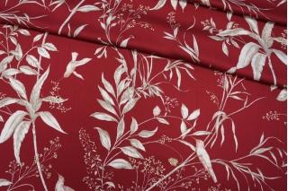 Сатин вискозный цветочный PRT-H5 09121921