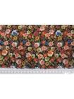 Креповая вискоза цветы PRT-H3 09121925