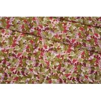 ОТРЕЗ 2,8 М Креповая вискоза цветы PRT-(34)- 09121931-2