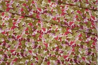 Креповая вискоза цветы PRT-H4 09121931