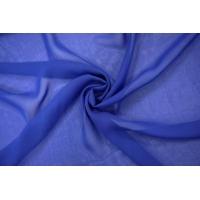 Шифон синий вискозный PR-H3 09121902