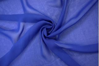 Шифон синий вискозный PRT-H2 09121902