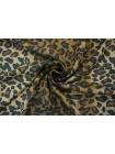 Плательная вискоза леопард PRT-I5 09121908
