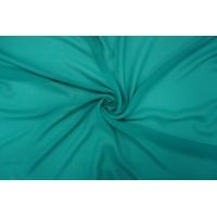 Креп-шифон шелковый зеленая бирюза PRT-С3 20121909