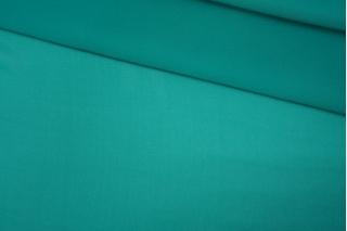 Креп-шифон шелковый зеленая бирюза PRT-G2 20121909