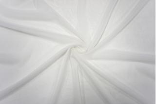 Шифон шелковый белый PRT-С3 20121911