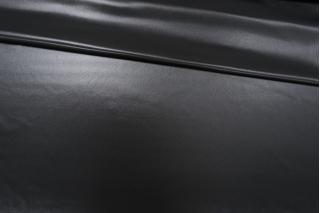Костюмно-плательный атлас под кожу черный PRT-I4 20121920