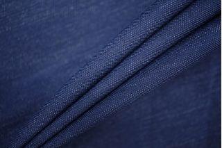 Хлопок со льном темно-синий PRT С2 05091905
