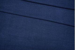 Костюмно-пальтовый хлопок синий PRT-F4 05091906