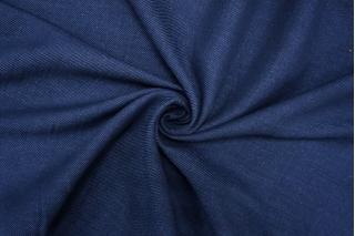 Костюмно-пальтовый хлопок синий PRT-E2 05091906