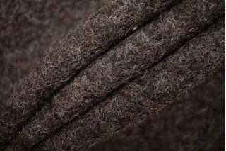 Лоден темный коричневато-серый PRT 05091912