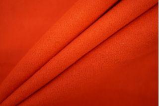 Сукно шерстяное ярко-морковное PRT-I2 05091915
