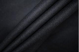 Костюмная шерсть темная черная PRT-F3 05091923