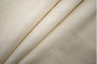 Трикотаж шерстяной молочный PRT-E7 06091925