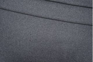 Трикотаж шерстяной плотный серый PRT-E7 06091931