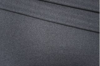 Трикотаж шерстяной темно-серый PRT-E7 06091932