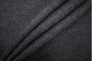 Костюмная шерсть темно-серая PRT J5 08091902
