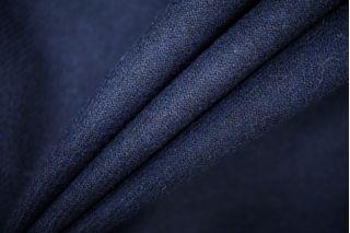 Костюмная шерсть темно-синяя PRT-E4 08091918