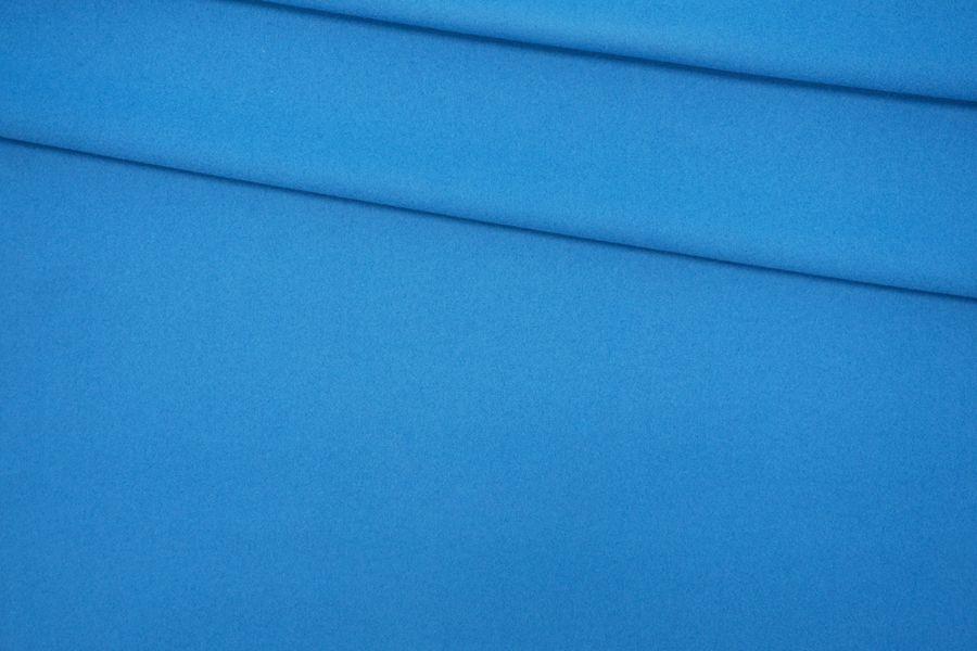 Шерсть костюмно-пальтовая сине-голубая PRT-C6 08091927