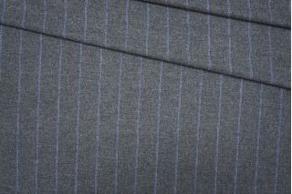 Костюмно-плательная шерсть в полоску PRT-E4 09091901