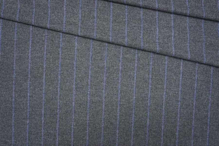 Костюмно-плательная шерсть в полоску PRT-G2 09091901