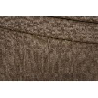 Костюмная шерстяная елочка бежево-коричневая PRT-E7 09091909