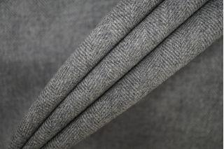 Шерсть плательная серая елочка PRT-W5 09091911