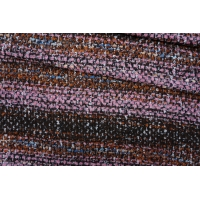 ОТРЕЗ 1,25М Шерсть букле коричневая PRT-Н7 10081906-1