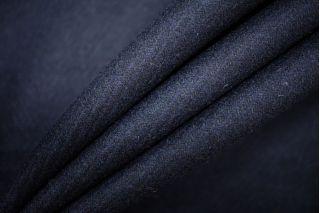 Костюмная шерсть плотная темно-синяя PRT-E7 10091905