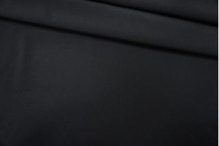 Креповая вискоза черная PRT 12081935