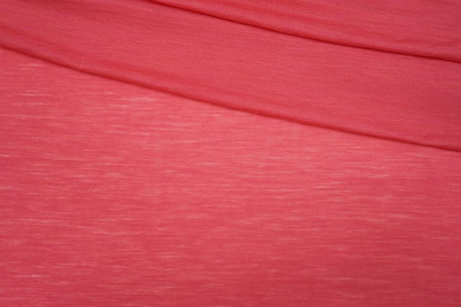 Тонкий трикотаж шерстяной малиновый PRT-Z24 23081904