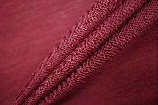 Тонкий трикотаж шерстяной припыленно-ягодный PRT-X6 23081909