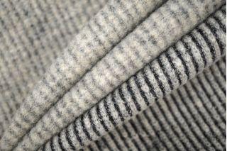 ОТРЕЗ 1,8 М Лоден на трикотаже серый PRT-Н7 23081925-1