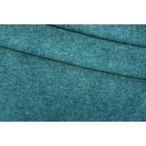 ОТРЕЗ 0,6М Лоден на трикотаже мятно-бирюзовый PRT-W6 23081928-1