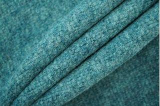 Лоден на трикотаже мятно-бирюзовый PRT-W6 23081928