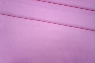 Рубашечный хлопок с вискозой в полоску бело-розовый PRT-B3 25091911