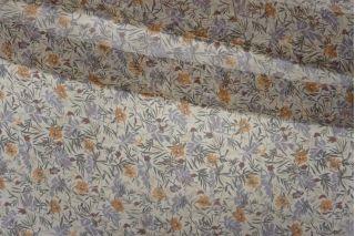 Шифон шелковый-креш цветы PRT-Н2 28081904
