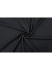 Тонкая плательная шерсть черная PRT-G3 15111925