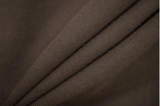 Костюмно-плательная шерсть темно-коричневая PRT-K4 15111928