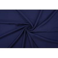 Хлопок с вискозой плательный темно-синий PRT-B3  23111910