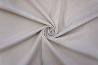 Трикотаж фактурный вискозный светло-серый PRT-D5 10081919