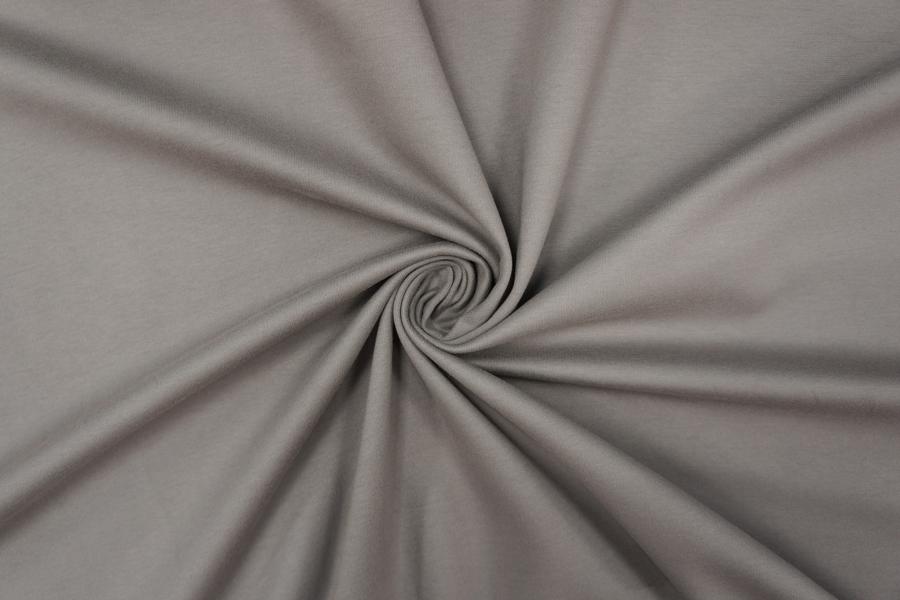 Джерси вискозный серый PRT-D5 10081920