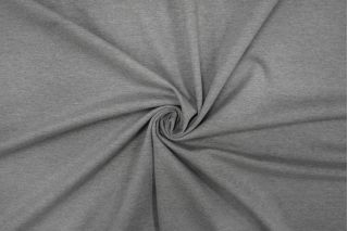 Джерси тонкий вискозный серый PRT-D6 10081926