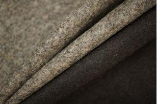 Лоден двусторонний коричневый PRT-Z2 12081912