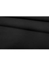 ОТРЕЗ 1,4 М Пальтовая шерсть черная дабл PRT-F3 14111927-1