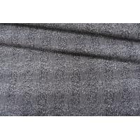 Костюмная шерсть черно-белая PRT-G6 14111932