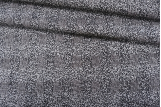 Костюмная шерсть черно-белая PRT-X6 14111932