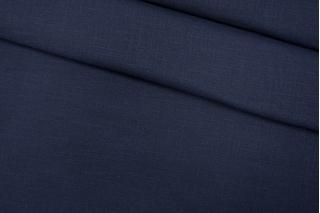 Костюмная шерсть темно-синяя PRT-B7 15111903
